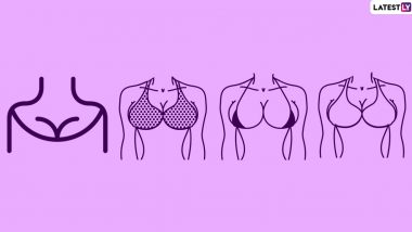 From Under-Boob to Wide-Set, Types of Cleavages You Didn't Know Exist!